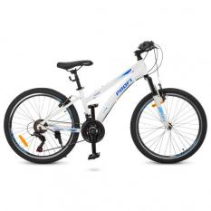 Велосипед 24 д. G24VEGA A24.1 (1шт / ящ) PROF1, Білий