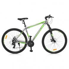 Велосипед 29 д. G29GRAPHITE A29.2 (1шт / ящ) PROFI, Сіро-зелений