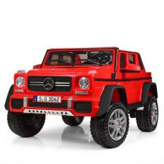 Джип M 4000EBLR-3 (1шт) р/у, Червоний