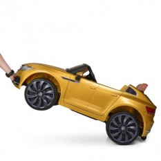 Машина M 3993 (MP4) EBLRS-6 (1 шт/ящ) р/у, жовтий