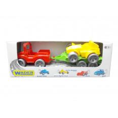 """Набор авто 39544 """"Kid cars Sport"""", 3 эл., Джип + багги, """"Тигрес"""""""