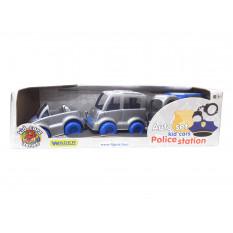 """Набір авто 39548 """"Kid cars"""", поліцейський, """"Тигрес"""""""