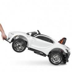 Машина M 3964 EBLR-1 (1 шт/ящ) р/у, біла