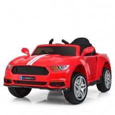 Машина M 3969 EBLR-3-1 (1 шт/ящ) р/у, червона