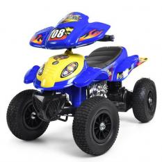 Квадроцикл M 2403 ALR-4 (1шт/ящ) BAMBI, Синій