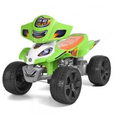 Квадроцикл ZP 5118 E-5 (1шт/ящ) BAMBI, Зелений