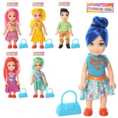 Лялька 201-1-2-3-4-5-6 в кульку