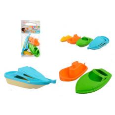 """Набір іграшок 39546 для купання, """"Тигрес"""", """"Водний транспорт"""" 4 шт."""