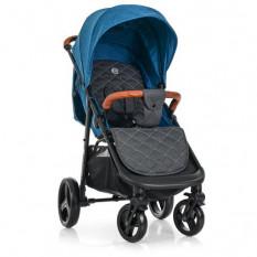 Коляска дитяча ME 1024 L X4 Navy Blue (1 шт/ящ) прогулянкова, синя