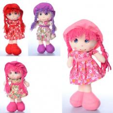 Лялька X 15157 мягконабивна, в кульку