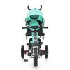 Велосипед M 3113 A-15 TURBOTRIKE (1шт) три кол. гума (12/10), колясочний, гальмо, підшипників., бірюзовий