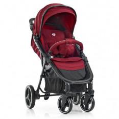 Коляска дитяча ME 1 022 L EXPERT Deep Red (1 шт/ящ) прогулянкова, червона