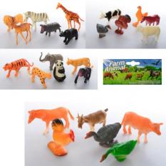 Тварини 2004-6 дикі, домашні, в кульку