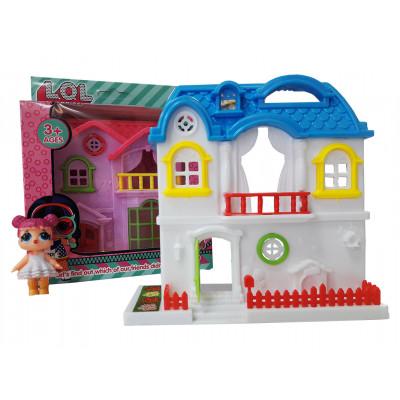Будиночок KX 32537 LOL, в коробці