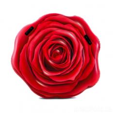 Матрац 58783 (6шт/ящ) INTEX, Червона троянда, в коробці