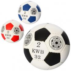 М'яч футбольний OFFICIAL 2502-20 в кульку
