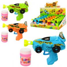 Мыльные пузыри 803 Пистолет - машинка