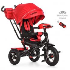 Велосипед M 4060-1 (1шт/ящ) TURBOTRIKE, Червоний