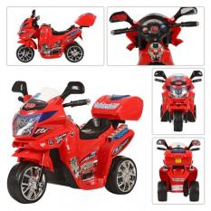 Мотоцикл M 0566 (1шт/ящ) Червоний