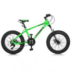 Велосипед 20 д EB20HIGHPOWER 2.0 A20.1 (1шт / ящ) PROFI, Салатовий, в коробці
