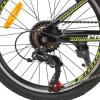 Велосипед 20 д. G20FIFA A20.3 (1шт/ящ) PROF1, Чорно-жевтий