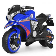 Мотоцикл M 3682 L-4 (1шт / ящ) Синій