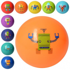М'яч дитячий MS 1910 Робот