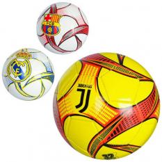 М'яч футбольний EV 3225 Клуби, в кульку