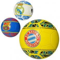 М'яч футбольний EV 3226 Клуби