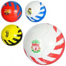 М'яч футбольний EV 3234 Клуби, в кульку