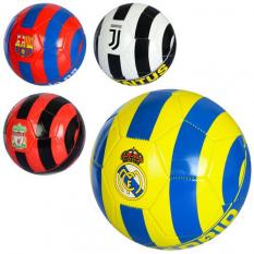М'яч футбольний EV 3235 Клуби, в кульку