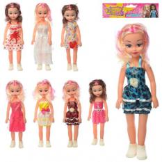 Лялька 8168-1-2 / 3-3-3 в кульку