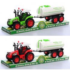 Трактор 2012-21 в слюді