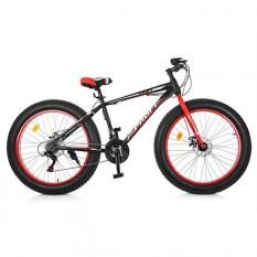 Велосипед 26 д. EB26POWER 1.0 S26.1 (1шт/ящ) PROFI, Чорний