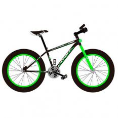 Велосипед 26 д. EB26POWER 1.0 S26.2 (1шт/ящ) PROFI, Чорний