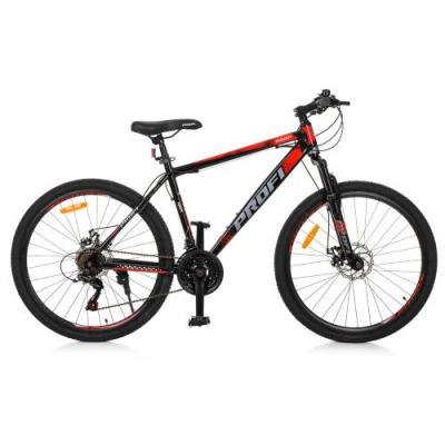 Велосипед 26 д. G26ENERGY A26.1 (1шт/ящ) PROFI, Червоно-чорний