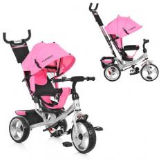 Велосипед M 3113-10 (1шт/ящ) TURBOTRIKE, Ніжно-рожевий