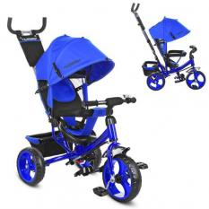 Велосипед M 3113-14 (1шт/ящ) TURBOTRIKE, Синій індиго