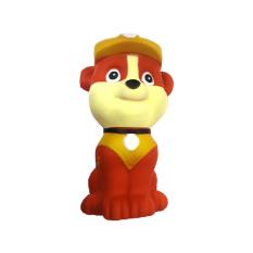 Іграшка MS 2169 ЩП, сквіші, собачка, в кульку