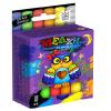 """Крейда для малювання на асфальті MEL-02-04 """"Danko-toys"""", 18 кольорів, маленьквеликі"""