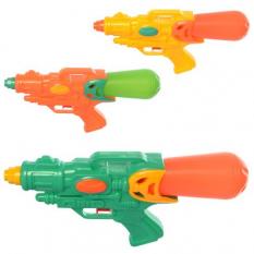Водяний пістолет M 5936 маленький, 25,5 см, в кульку
