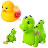 Заводна іграшка 823C-5C качка, динозавр, в кульку