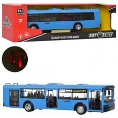 Автобус AS-1827 АвтоСвіт, інерційний, в коробці