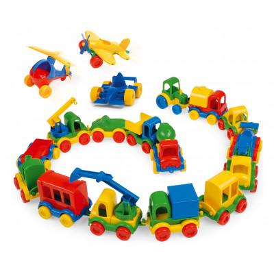 "Авто 39244 ""Тигрес"", ""Kid cars"", коробка"