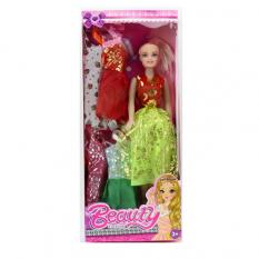 Лялька з нарядом 168-1 в коробці