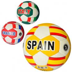 М'яч футбольний 2500-115 країни, в кульку