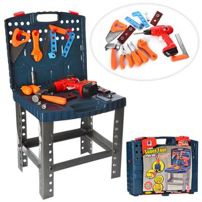 Набір інструментів 661-74 в валізі