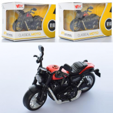 Мотоцикл MY66-M1115 метал, інерційний, в коробці