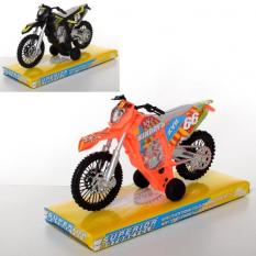 Мотоцикл XY 538 P інерційний, в слюди