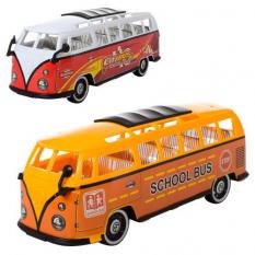 Автобус TQ 123-55-57 A інерційний, в кульку